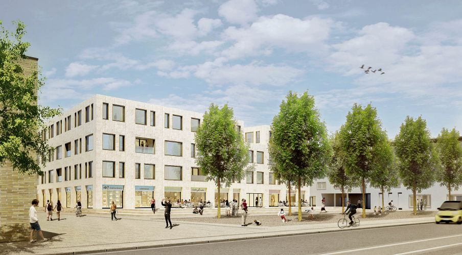 1301 | Bremen Innenstadt 2025 | Lucie-Flechtmann-Platz