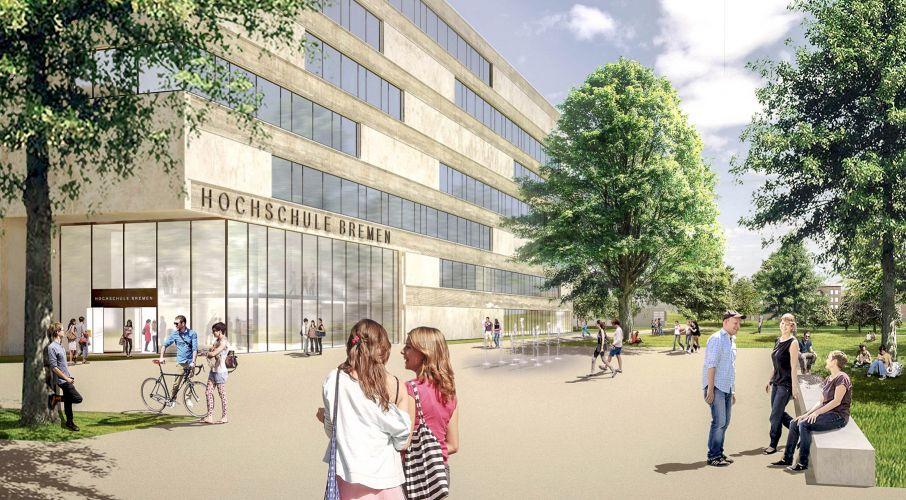 1301 | Bremen Innenstadt 2025 | Hochschule Bremen