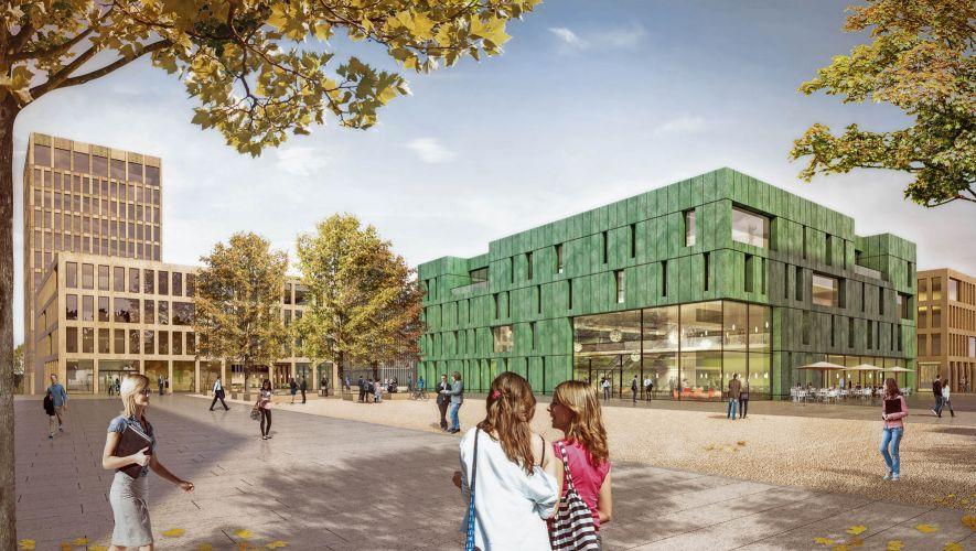 1311 | WB 'Wissensstadt', Hochschulcampus Heilbronn
