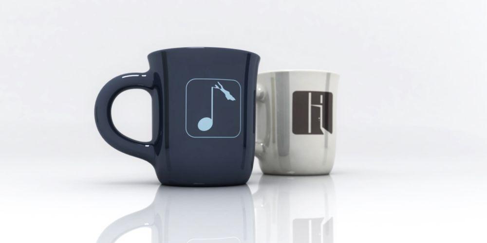 1108 | Logo 'Musikpark am Wasser' | 02 Tasse