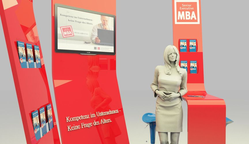 1207 | Messestand 'MBA'